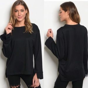 LONG SLEEVE CREW NECK SWEATER SMALL NEW
